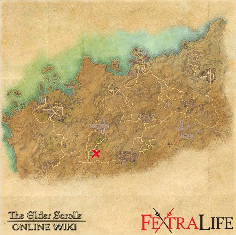 Alik\'r Desert Survey Maps | Elder Scrolls Online Wiki