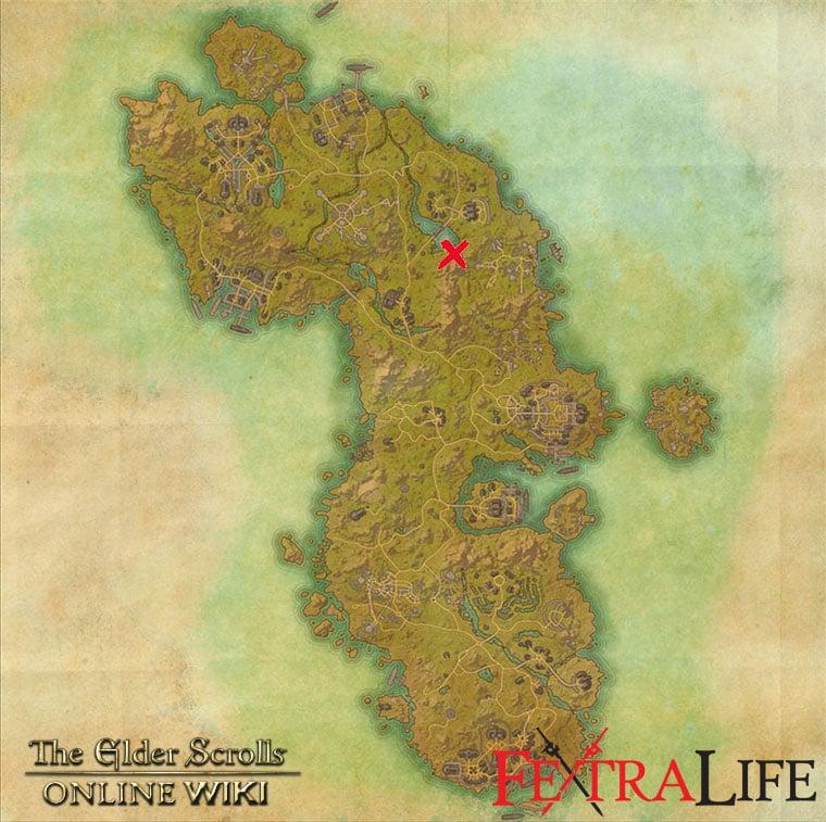 Greenshade Survey Maps Elder Scrolls Online Wiki