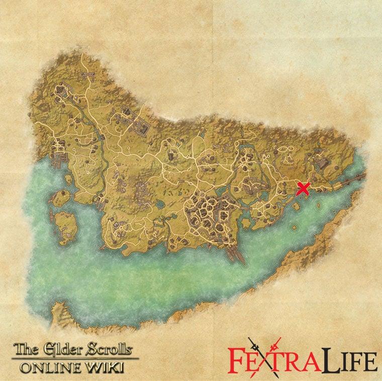 Stormhaven Survey Maps   Elder Scrolls Online Wiki