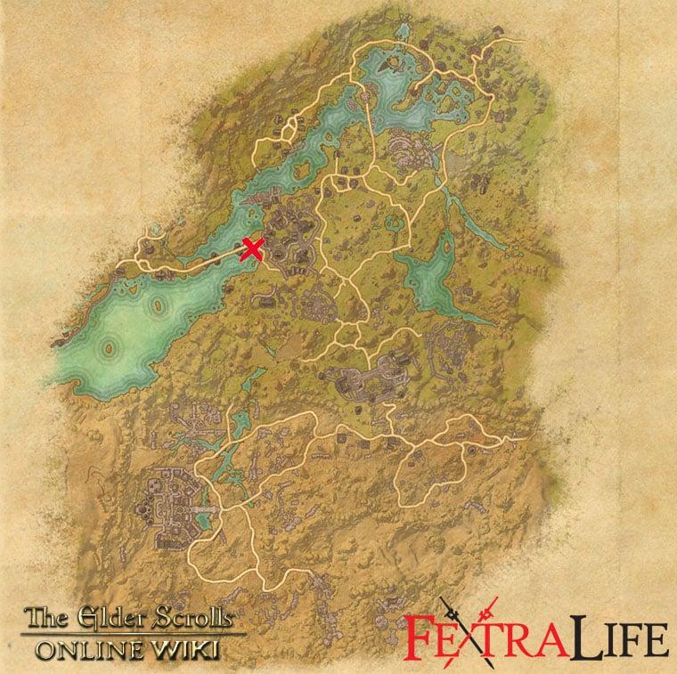 Bangkorai Survey Maps   Elder Scrolls Online Wiki