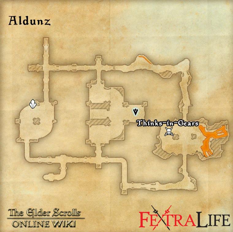Aldunz elder scrolls online wiki mapalikrdesertpublicdungeonssmallg aldunz small ccuart Choice Image