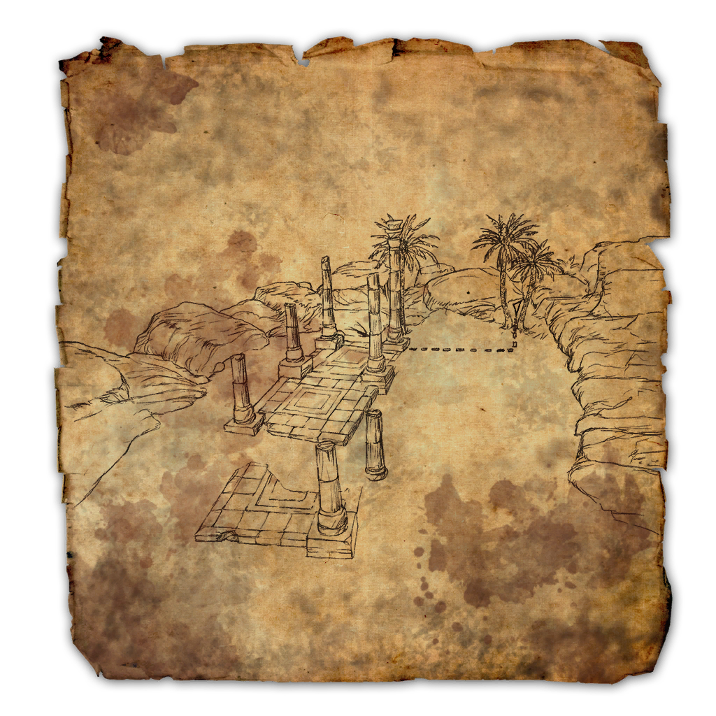 Alik'r Treasure Map V