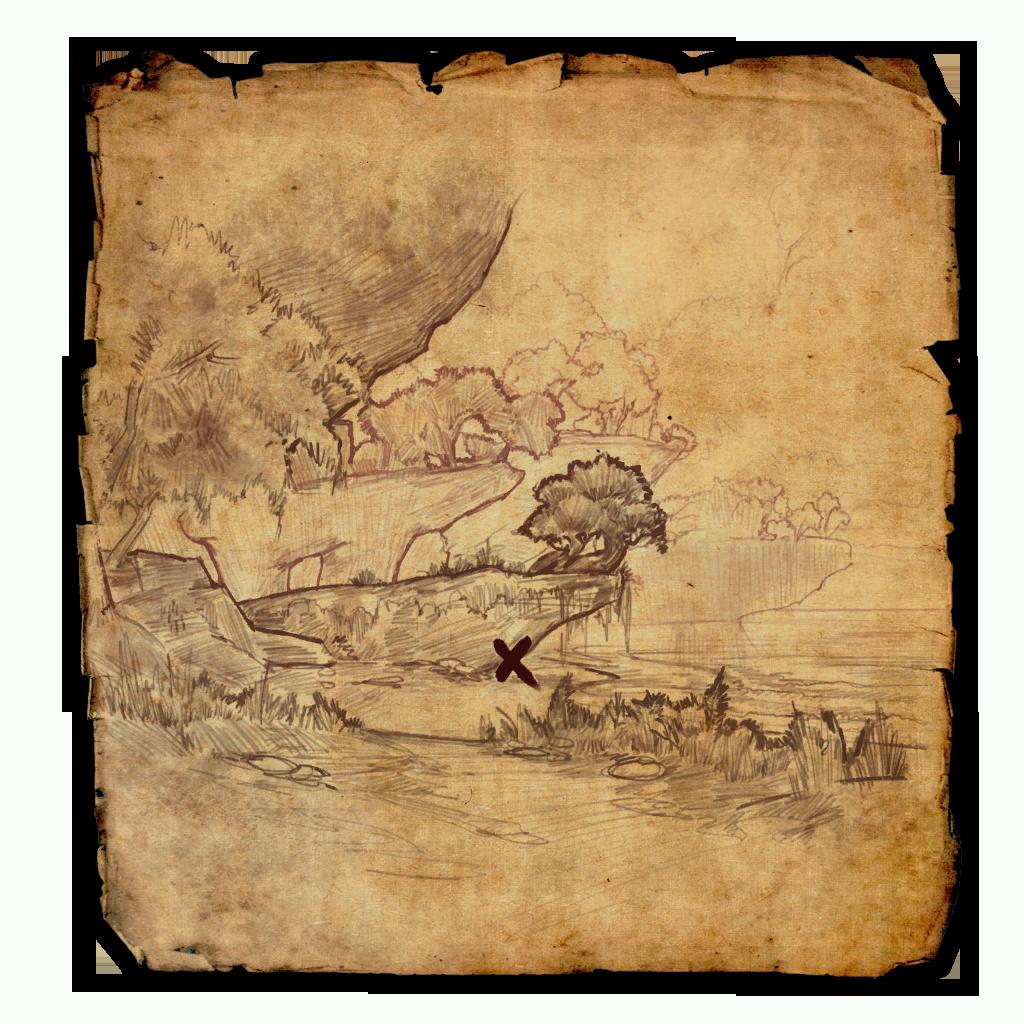 Auridon Treasure Maps