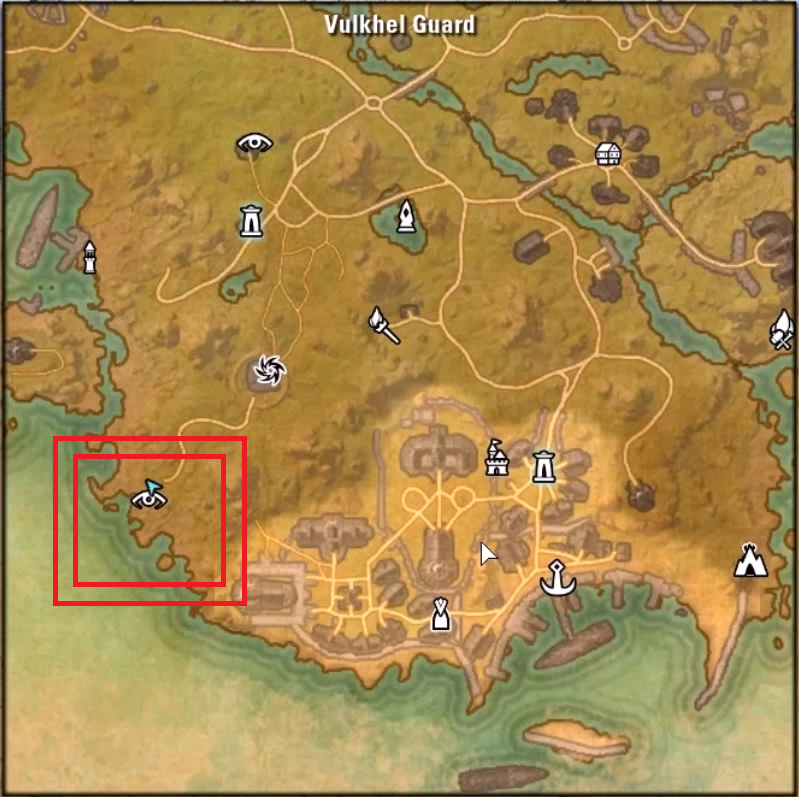 Auridon Treasure Map I | Elder Scrolls Online Wiki