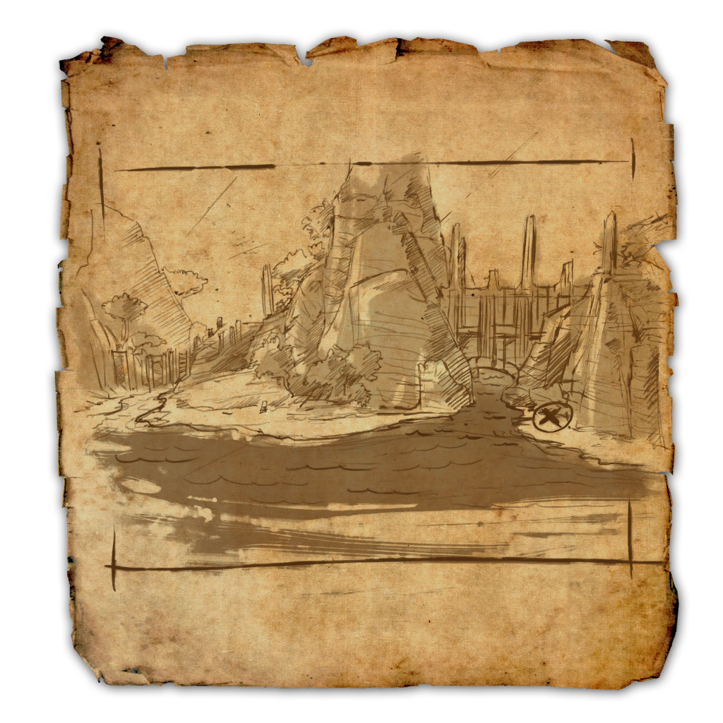 Auridon Treasure Map VI   Elder Scrolls Online Wiki