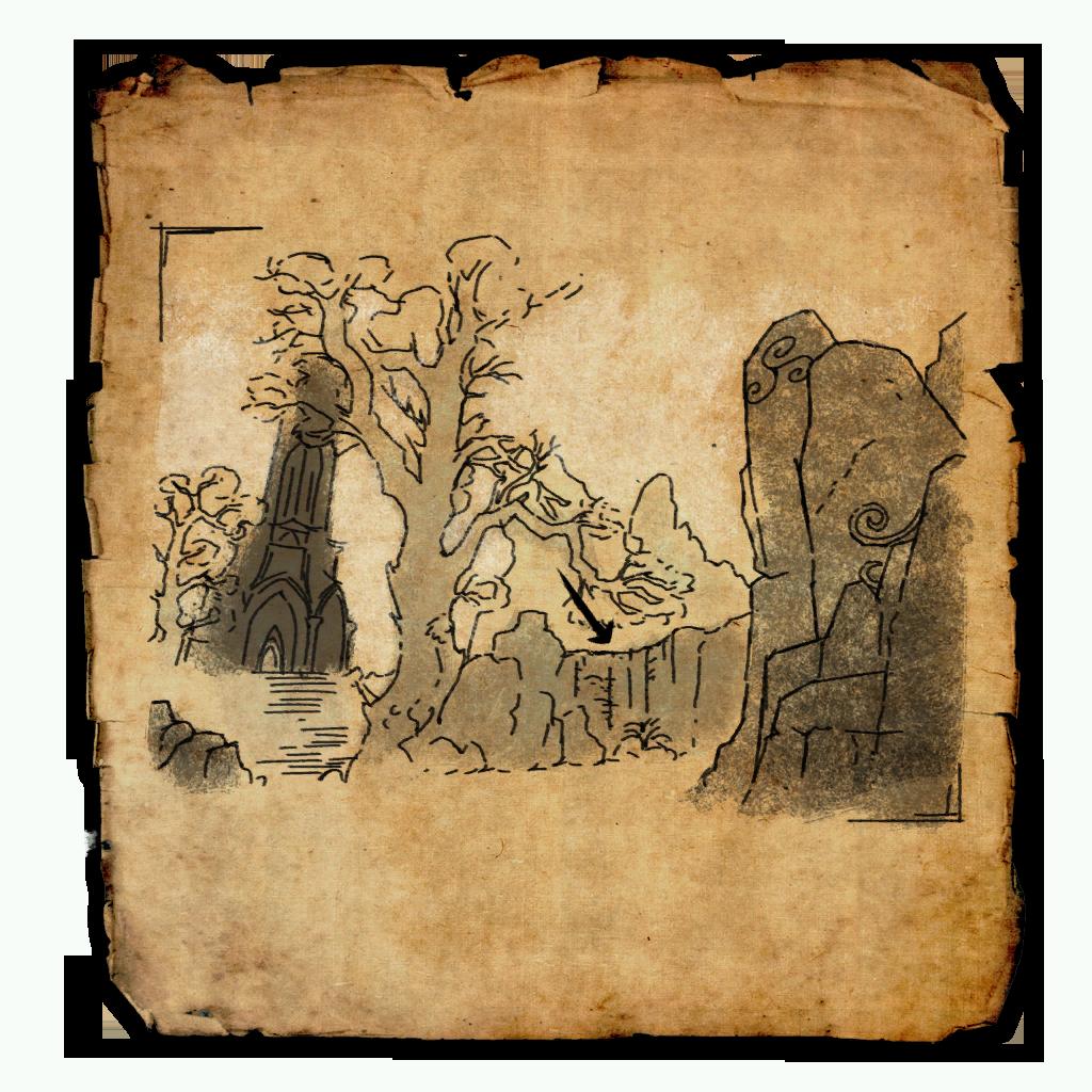 Bal Foyen Ce Treasure Map Bal Foyen CE Treasure Map | Elder Scrolls Online Wiki Bal Foyen Ce Treasure Map