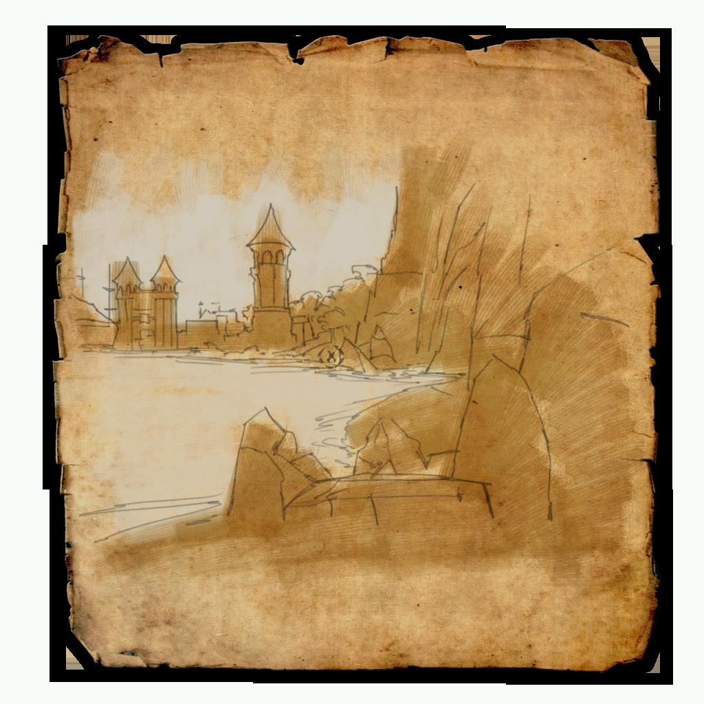 bangkorai treasure maps elder scrolls online wiki