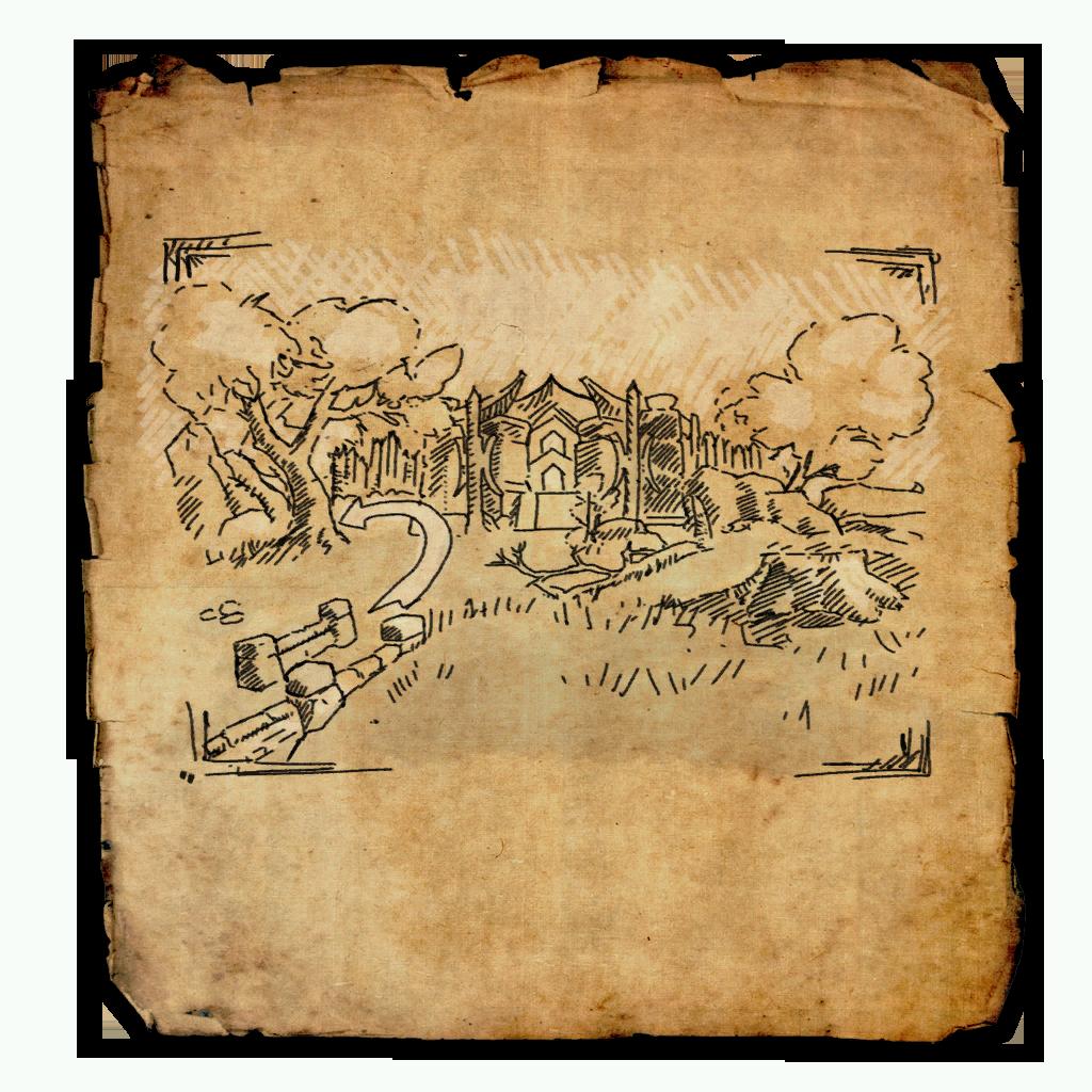 Betnikh Ce Treasure Map Betnikh CE Treasure Map | Elder Scrolls Online Wiki