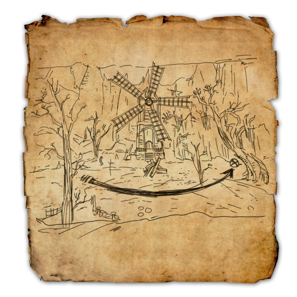 Coldharbour Treasure Map Coldharbour Treasure Map IV | Elder Scrolls Online Wiki Coldharbour Treasure Map