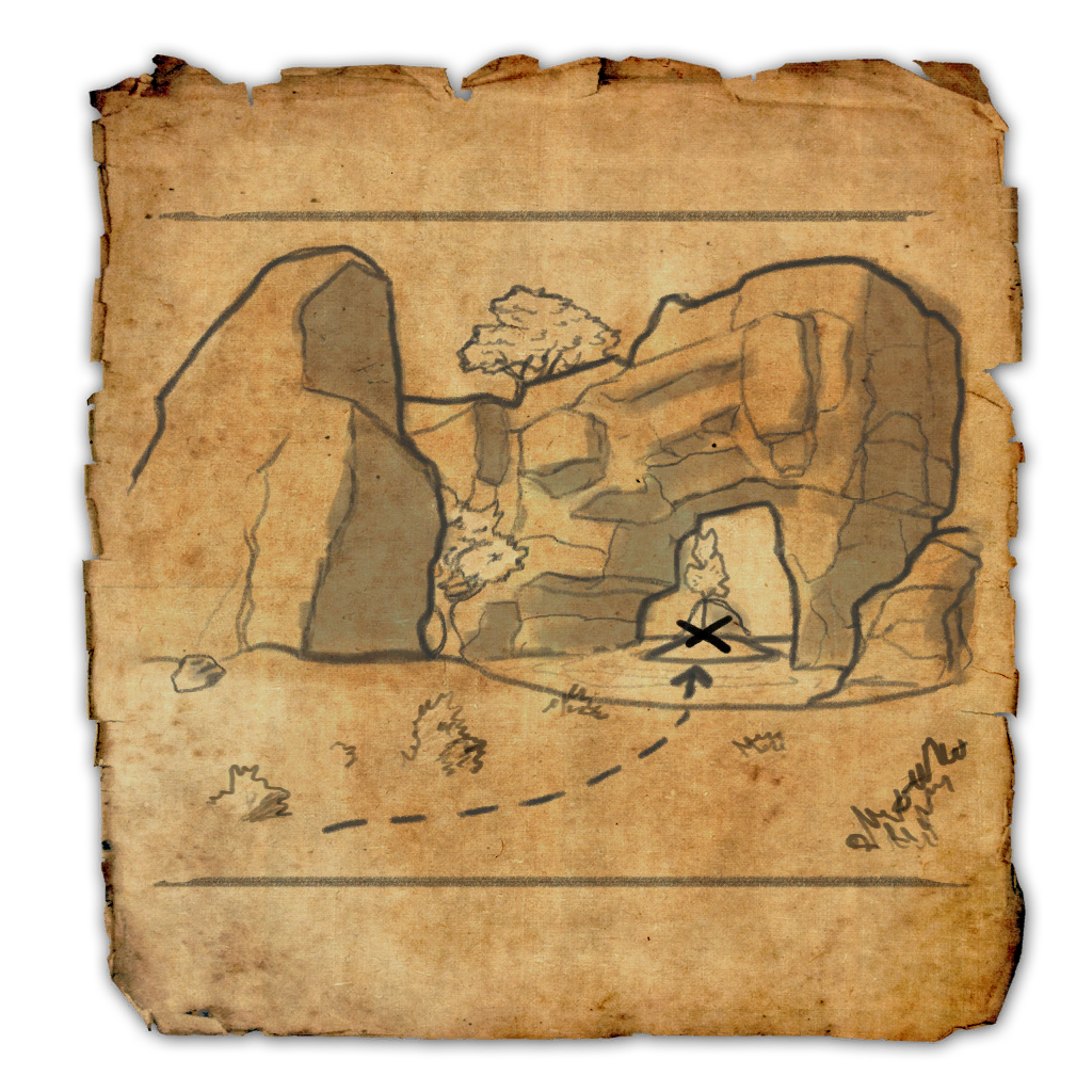 Craglorn Treasure Map III.png