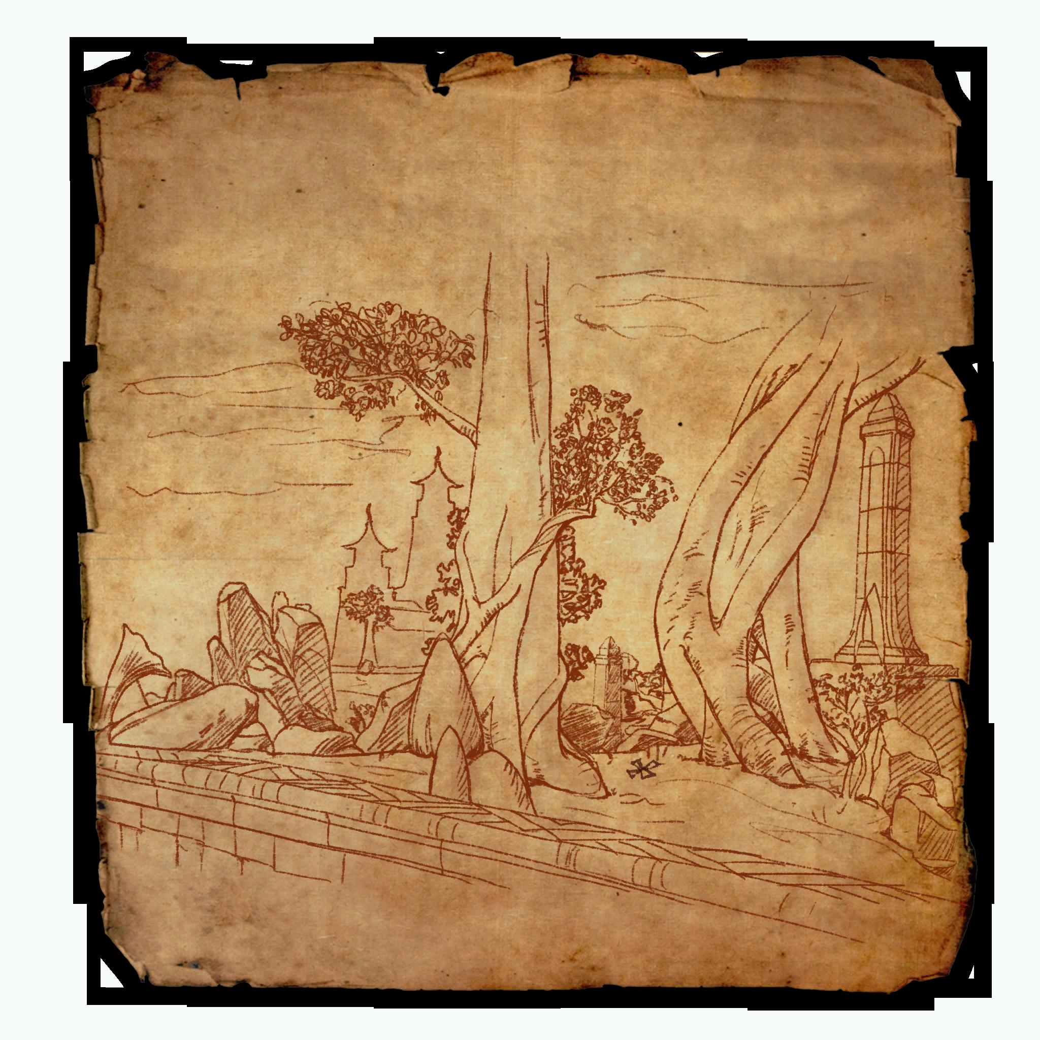 Deshaan Treasure Map II | Elder Scrolls Online Wiki on