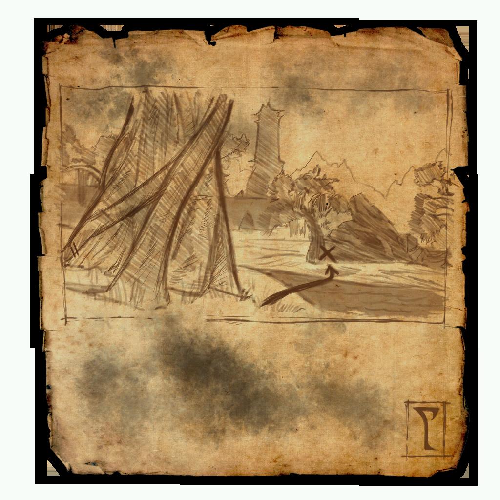 Deshaan Treasure Map VI | Elder Scrolls Online Wiki on
