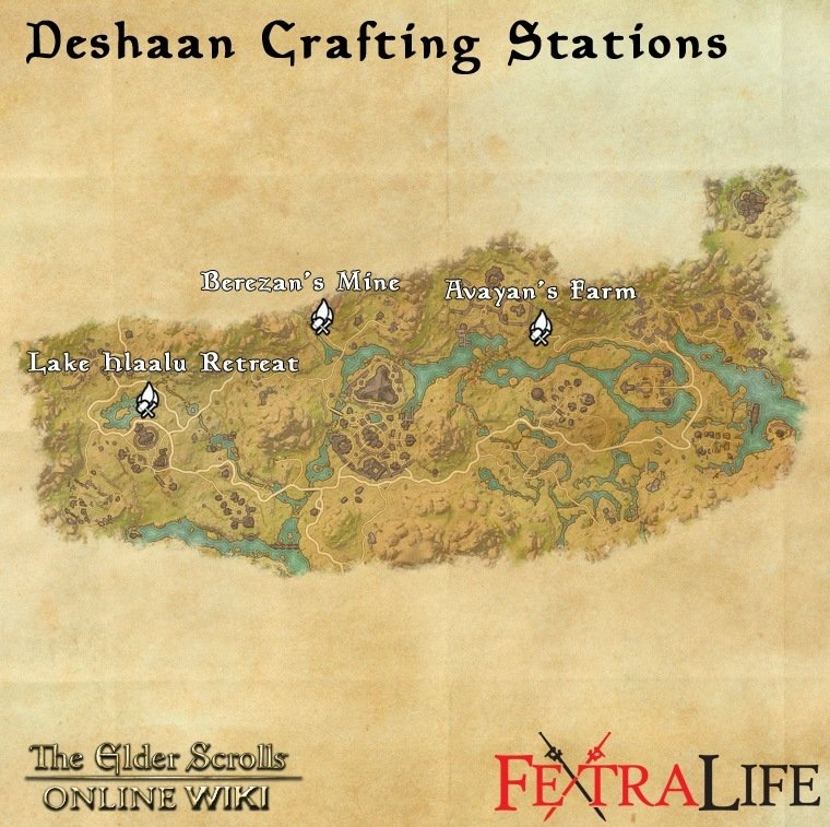 Eso Housing Craft A Forge