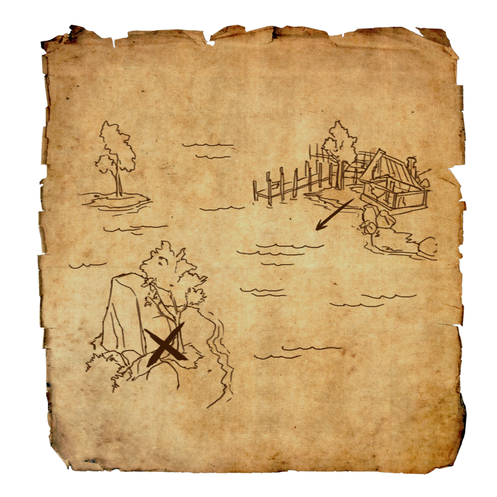 Glenumbra Treasure Map I | Elder Scrolls Online Wiki