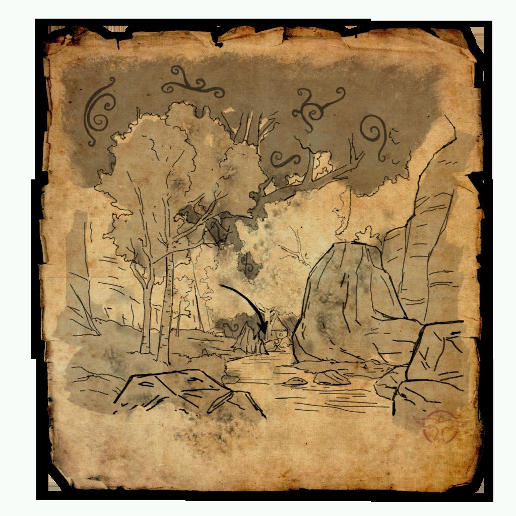 Glenumbra Treasure Map V | Elder Scrolls Online Wiki