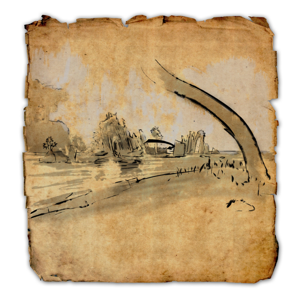 Grahtwood CE Treasure Map | Elder Scrolls Online Wiki