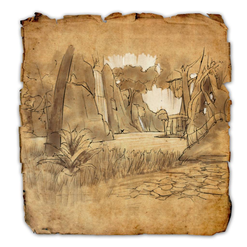Grahtwood Treasure Map III | Elder Scrolls Online Wiki