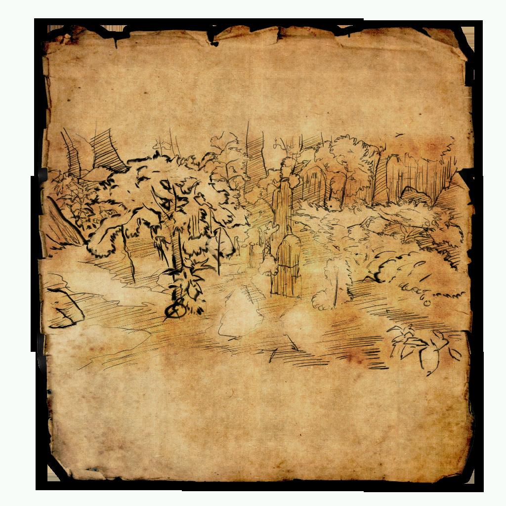 Elder Scroll Online Treasure Maps - AyinMaiden
