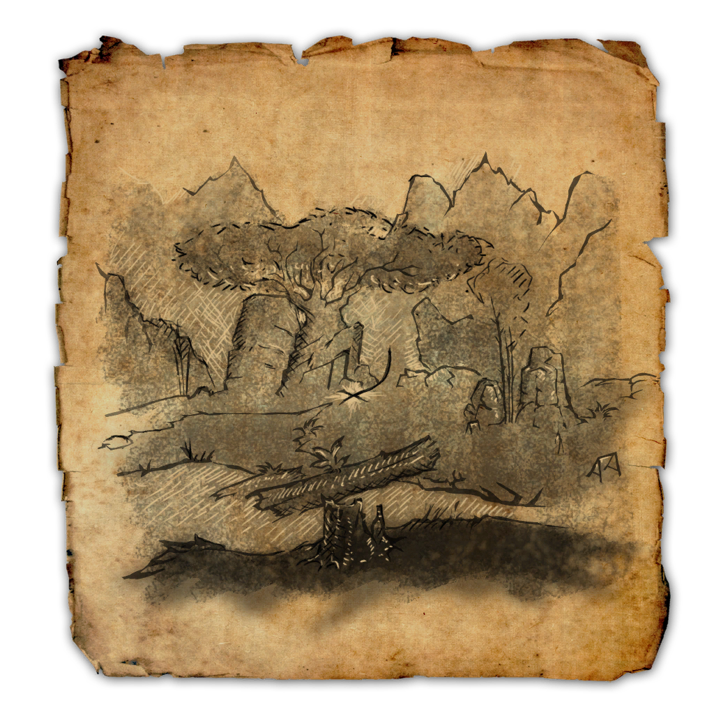 Greenshade Treasure Map I.png