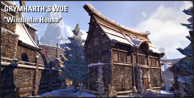 How To Get The House In Windhelm House Plan 2017