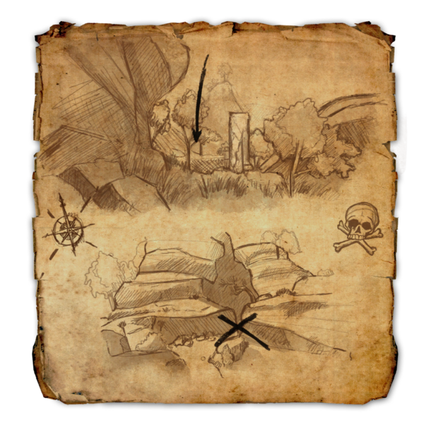 Hew's Bane Treasure Map II.png