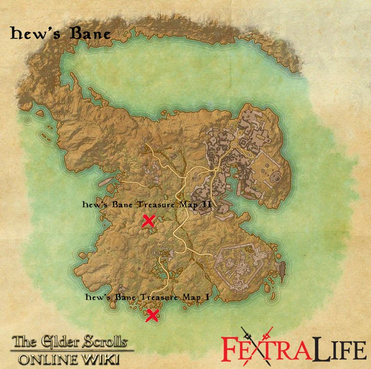 hews-bane-treasure-maps