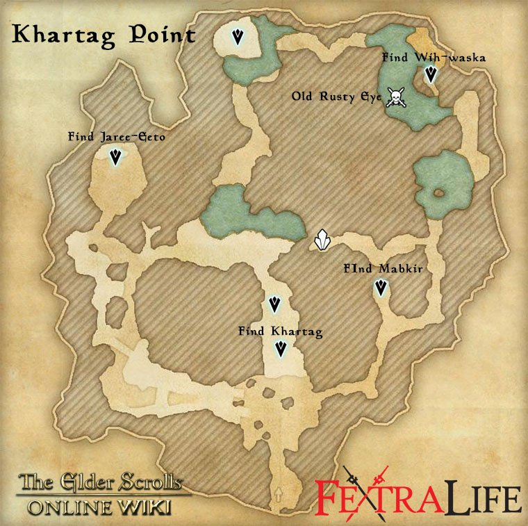 Khartag Point | Elder Scrolls Online Wiki
