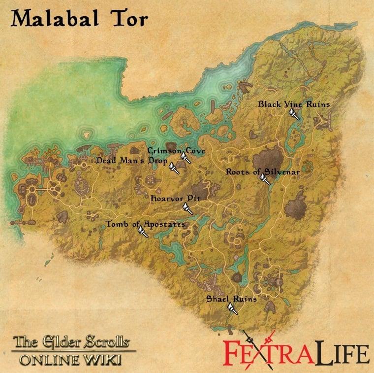 The Hunting Grounds | Elder Scrolls Online Wiki