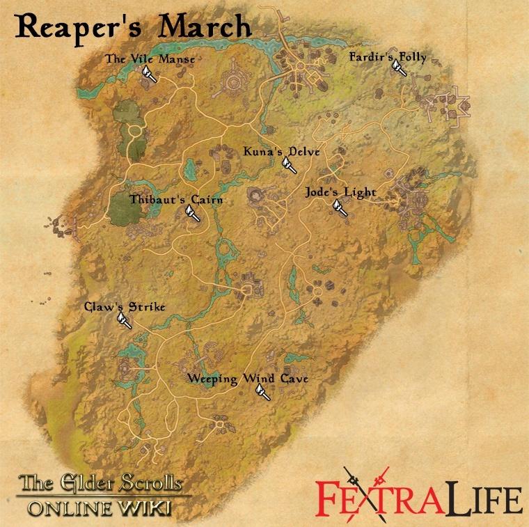 Kunas Delve Elder Scrolls Online Wiki