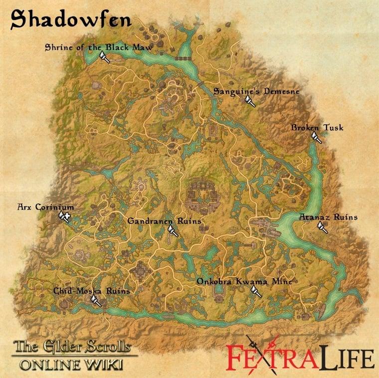 Gandranen Ruins  Elder Scrolls Online Wiki