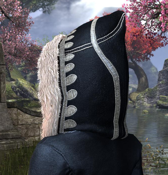 Colovian Filigreed Hood