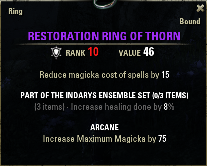 Restoration Ring of Thorn (V10) - Indarys Ensemble Set.png