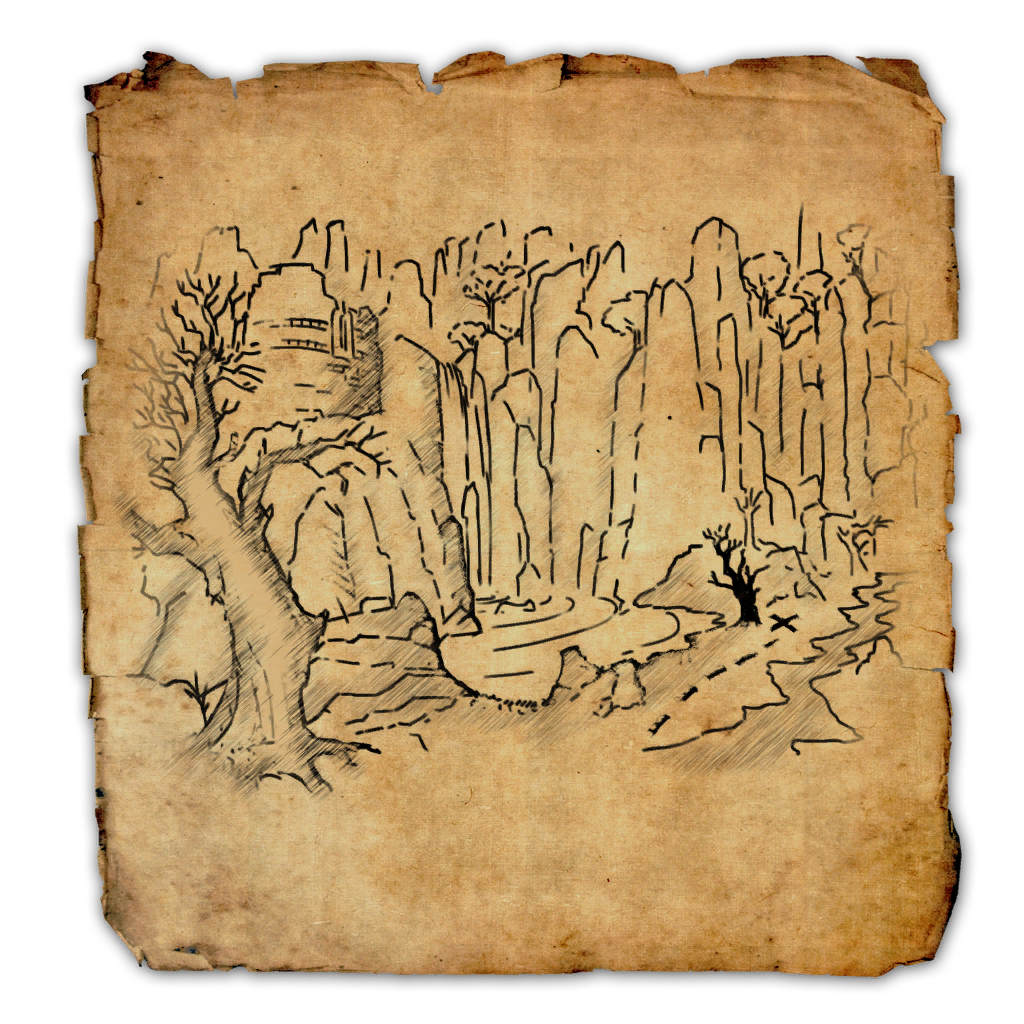 Rivenspire Treasure Map I.png