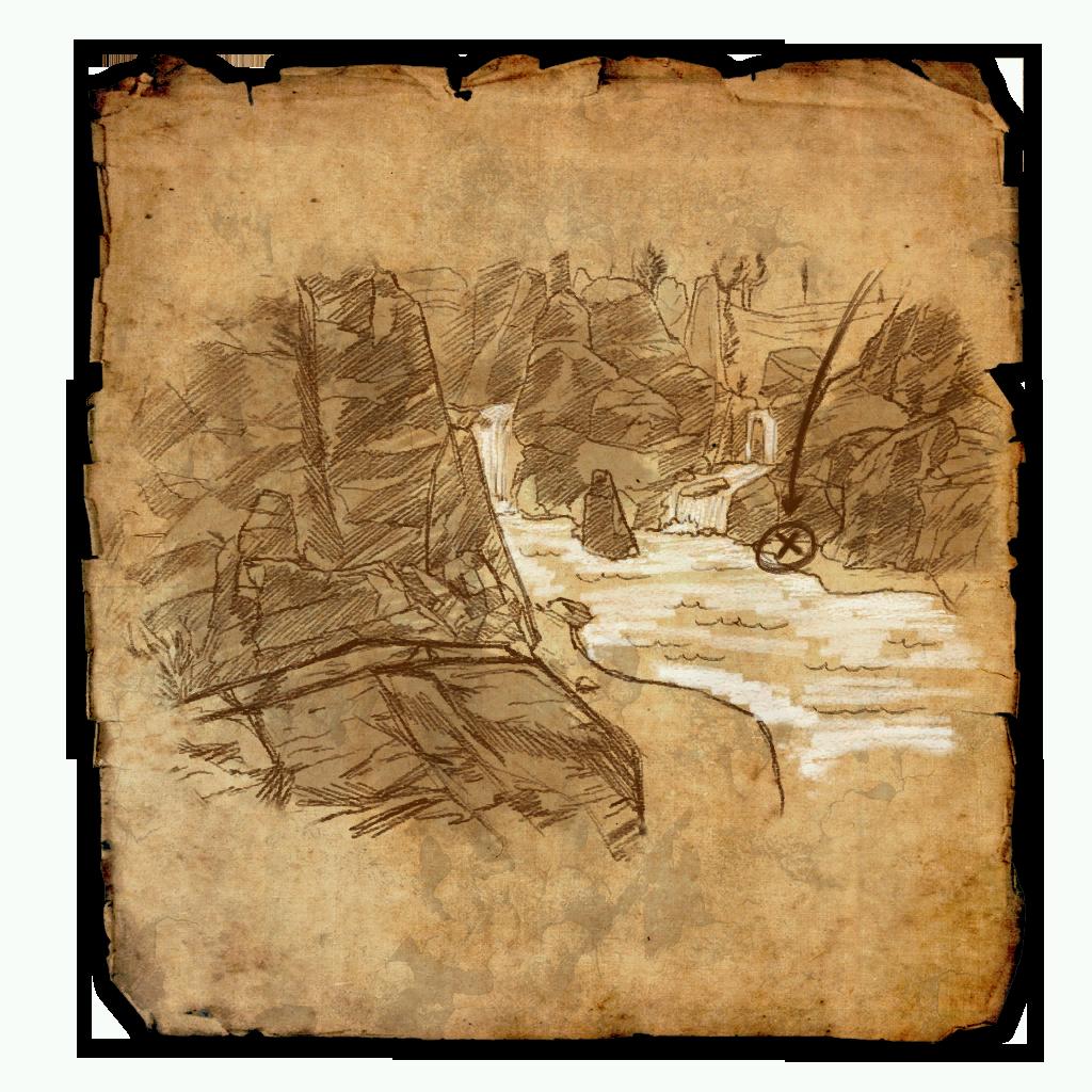 rivenspire treasure maps elder scrolls online wiki
