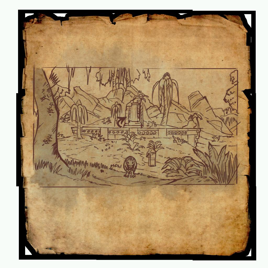 Shadowfen Treasure Map IV | Elder Scrolls Online Wiki