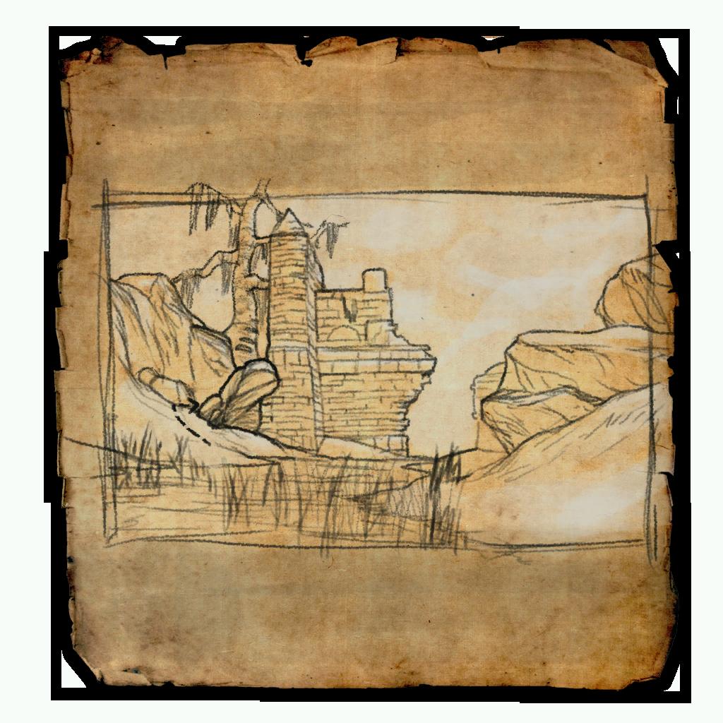 shadowfen treasure map vi elder scrolls online wiki
