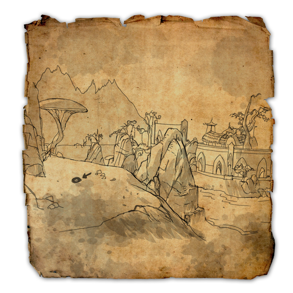 Stonefalls Treasure Map II | Elder Scrolls Online Wiki