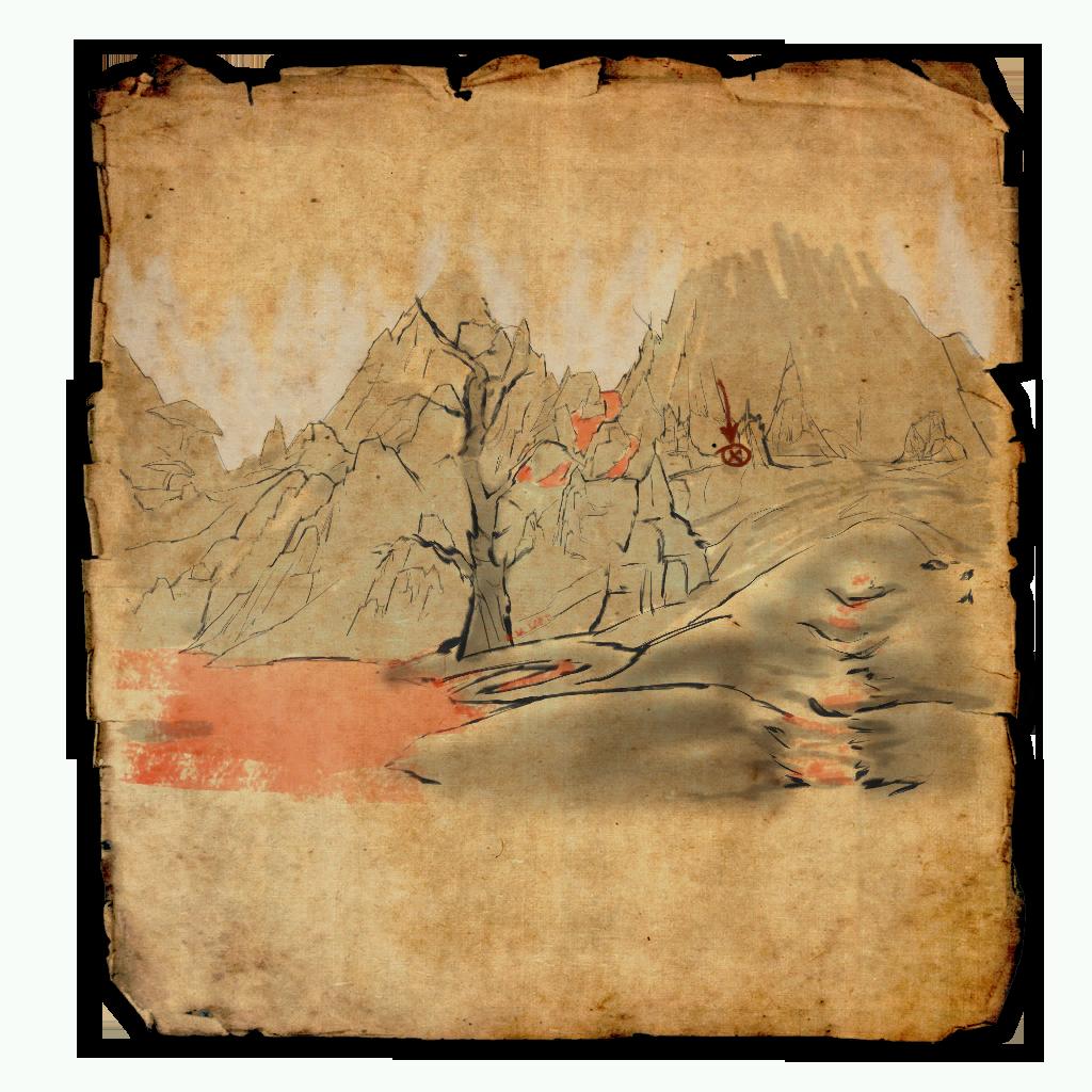 Stonefalls Treasure Map III | Elder Scrolls Online Wiki