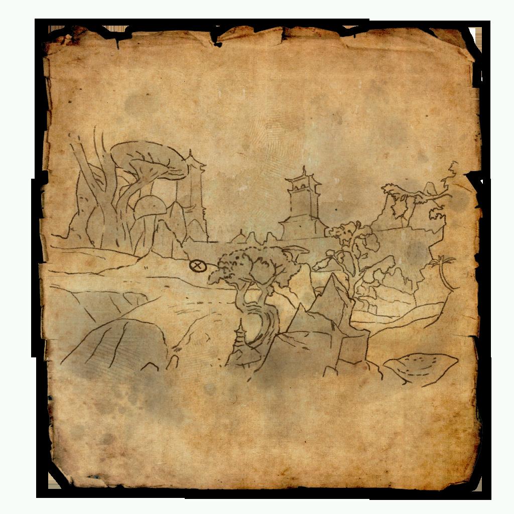Stonefalls Treasure Map IV | Elder Scrolls Online Wiki
