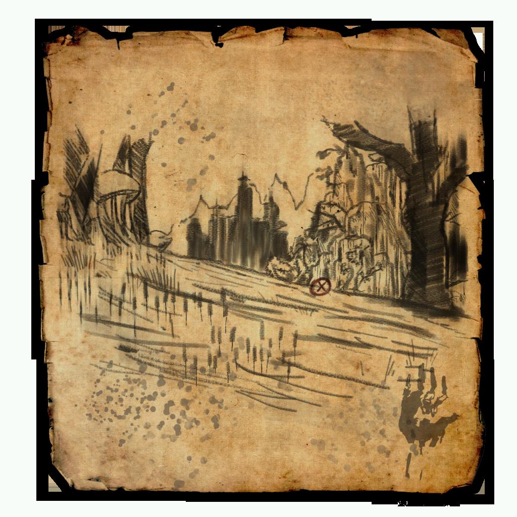 Stonefalls Treasure Map V | Elder Scrolls Online Wiki