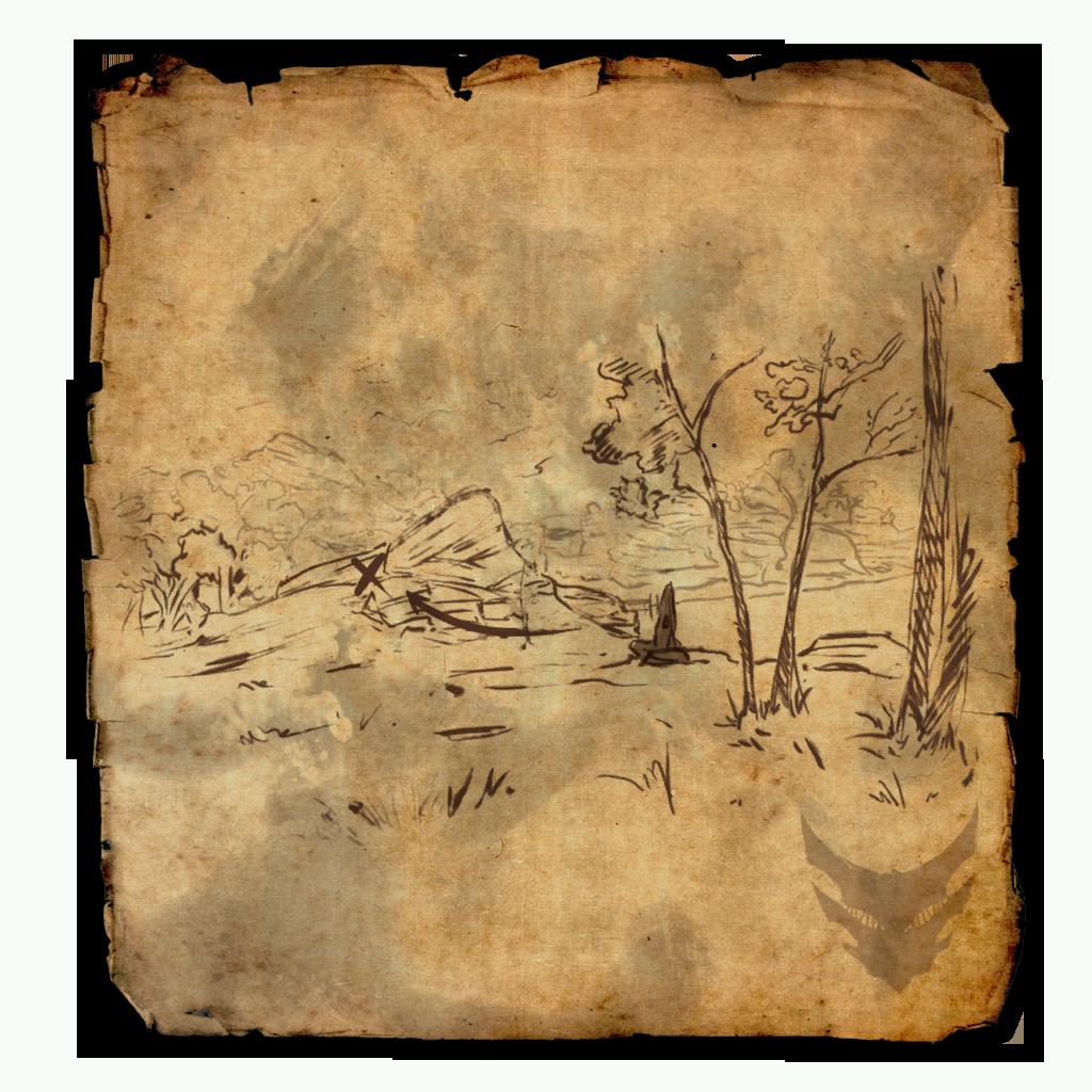 Stormhaven Treasure Map I | Elder Scrolls Online Wiki