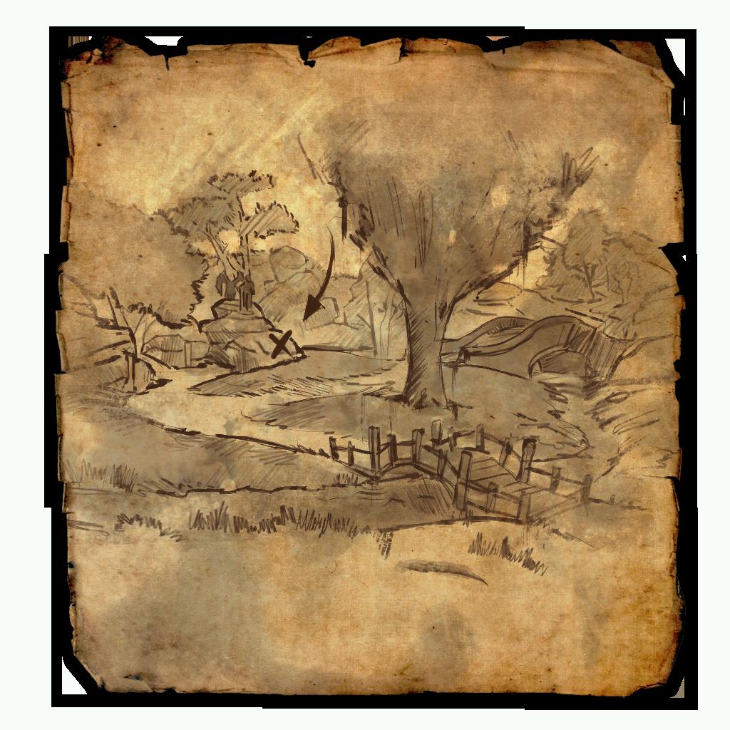 Stormhaven Treasure Map IV   Elder Scrolls Online Wiki