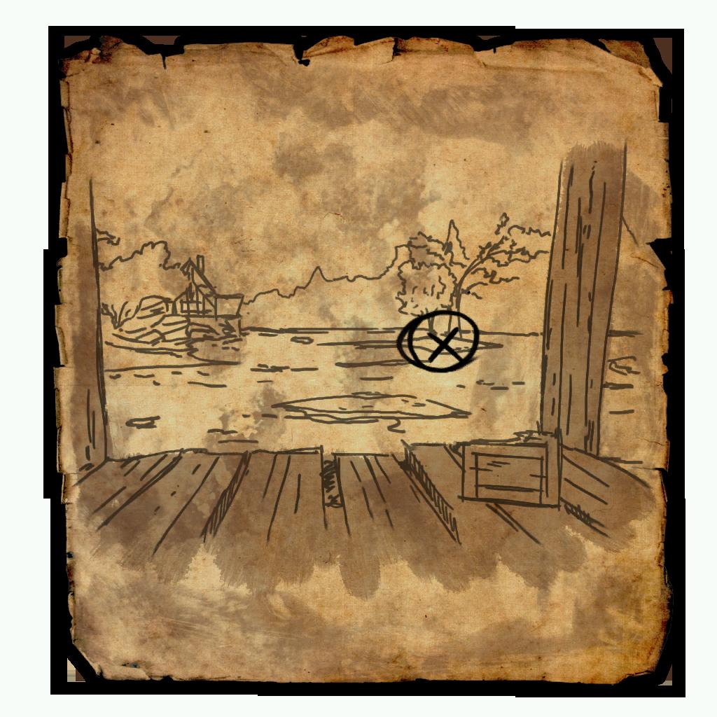 Stormhaven Treasure Map VI | Elder Scrolls Online Wiki