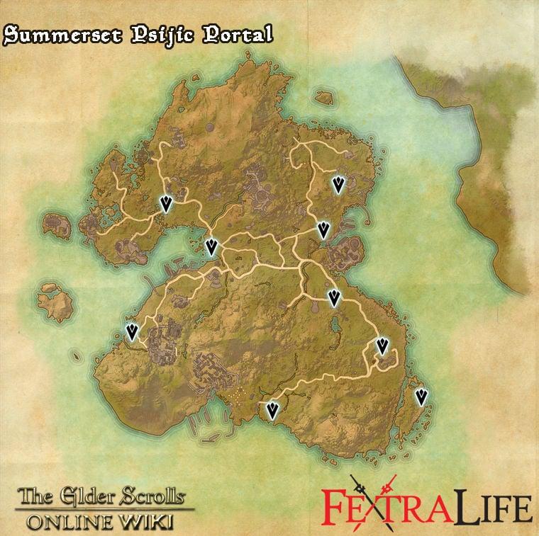 Psijic Portals | Elder Scrolls Online Wiki
