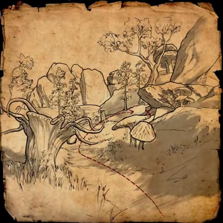 Vvardenfell Treasure Maps Elder Scrolls Online Wiki