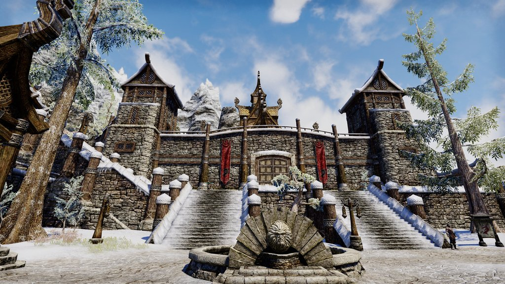 Imagenes De How To Decorate My Home In Windhelm