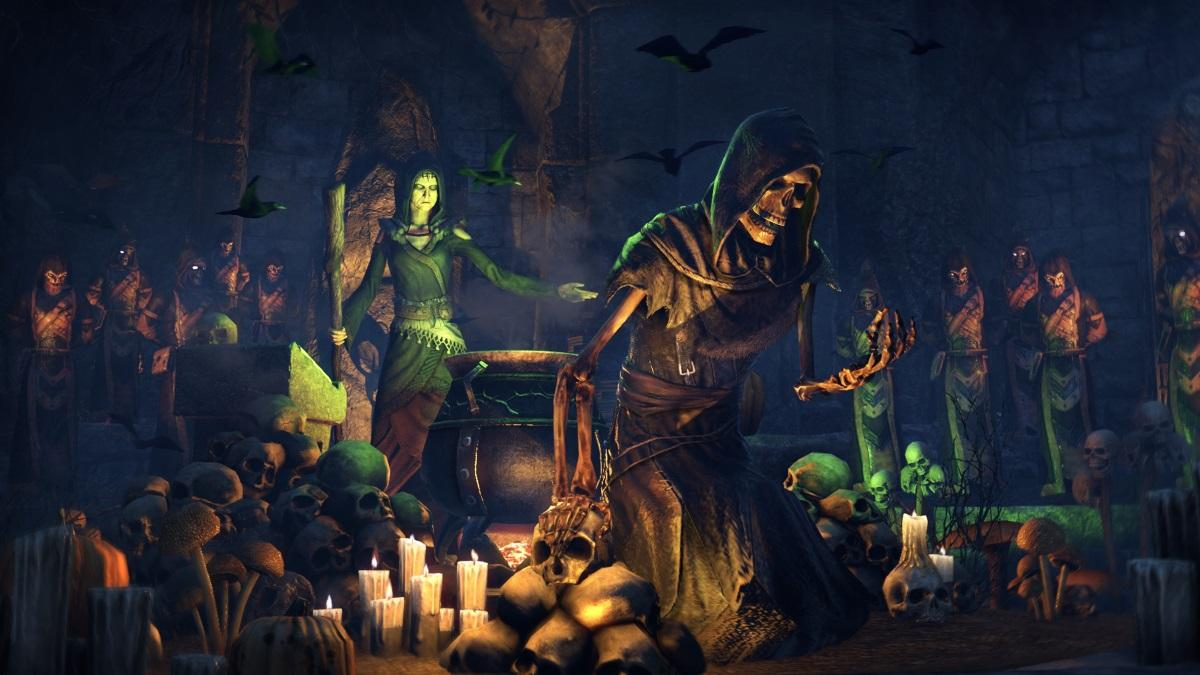 The witches festival elder scrolls online wiki witches festival 2017 malvernweather Gallery