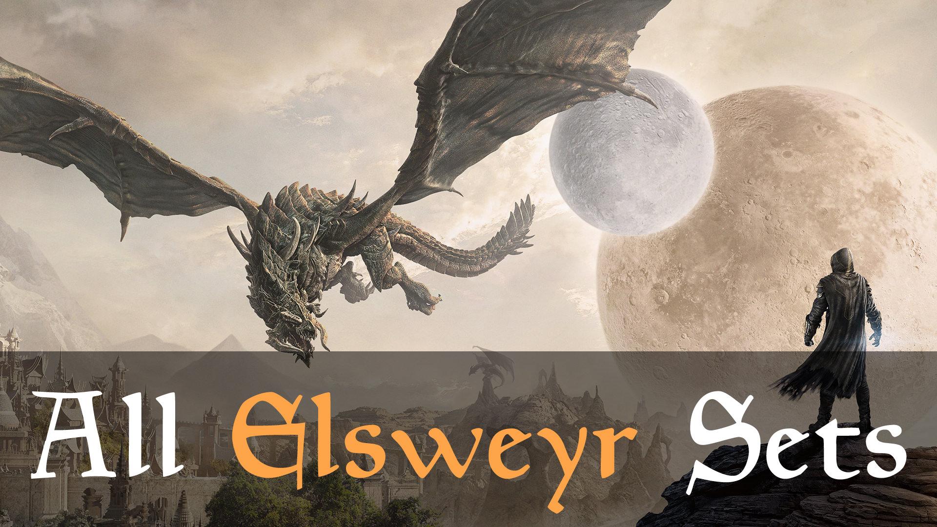 Elsweyr Sets | Elder Scrolls Online Wiki