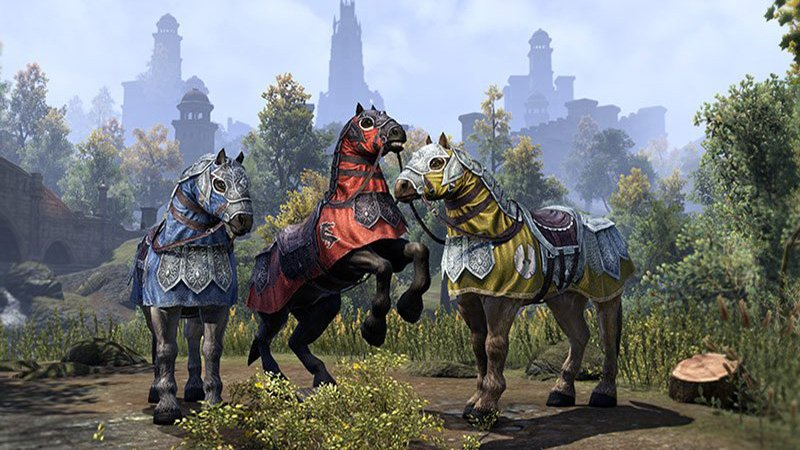 Alliance War Horse