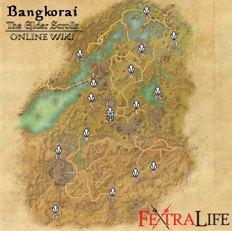 elder scrolls online treasure maps with Bangkorai on ESO  Malabal Tor Treasure Map I in addition Watch moreover ESO  Stormhaven Treasure Map V besides Watch besides Learn Cartography In How To Draw Fantasy Art And Rpg Maps.